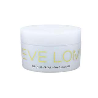 EVE LOM  EVE LOM「卸妝潔面霜」  EVELOM Cleanser 100ml (內付棉質潔面巾)