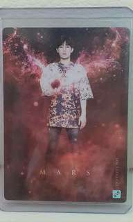 INFINITE Collection card