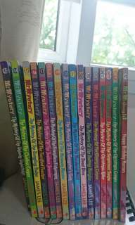 Mr Mystery books