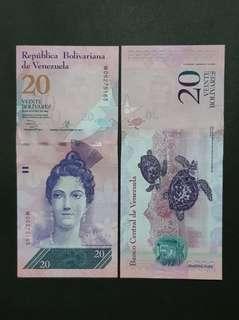 Venezuela 20 Bolivares 🇻🇪 !!!