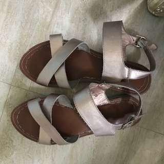 So Fab Gladiator Sandals