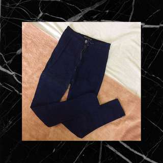 Joni Plain Highwaisted Jeans