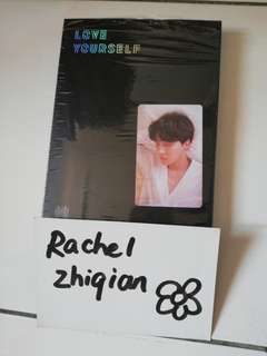 [WTS] BTS LOVE YOURSELF TEAR U VER WITH JHOPE PC