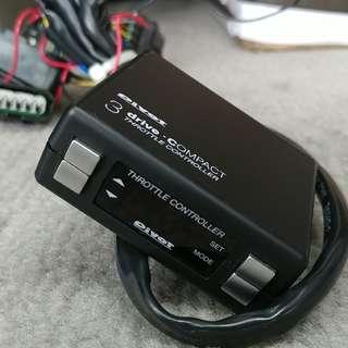 Pivot 3 drive compact 電子油門加速