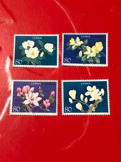 中國郵票2005-5