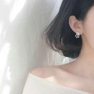 Dream catcher Korean Earrings