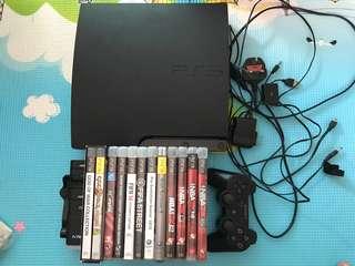 Playstation 3 & wii