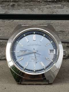 Jam tangan Rare Citizen Custom Deluxe Seven Star Full Original