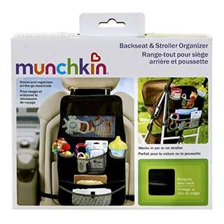 Munchkin Kids Backseat and Stroller Organizer