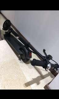Arc comfort scooter