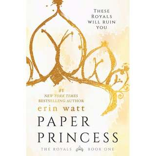 [BN] Paper Princess by Erin Watt
