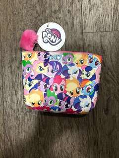 Little Pony PU Leather Pouch