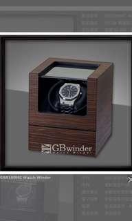 Winder watch case