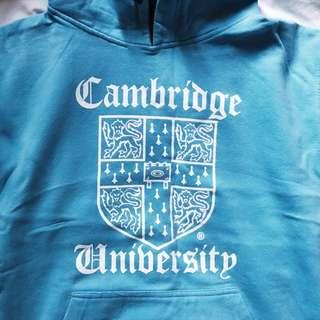 cambridge university varsity hoodie