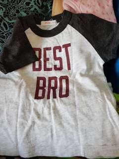 FOX baby boy T-shirt