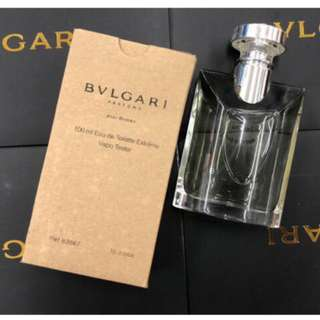 Bvlgari Extreme Tester Dubai Authentic Perfume 100ml