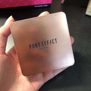 Pony Effect_coverstay cushion foundation