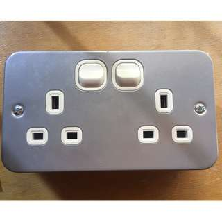 Switched Socket Outlet