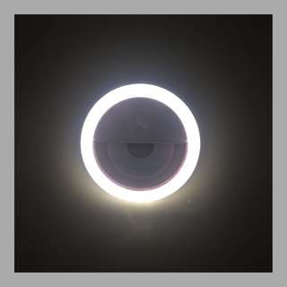 Selfie Ring Light (White)