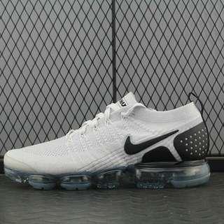Nike Air Vapormax Flyknit 2.0 大氣墊跑步鞋 942842-103