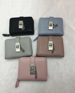 Cute Size Leather Wallet