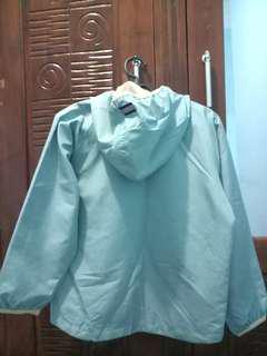 Jaket Parasit Blue