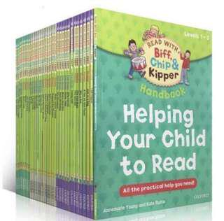 Oxford Reading Tree Level 1-3 *Free Postage