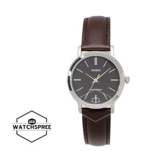 FREE DELIVERY *CASIO GENUINE* [LTPE145L-1A] 100% Authentic with 1 Year Warranty! LTP-E145L1A LTP-E145L-1A LTPE145L1A
