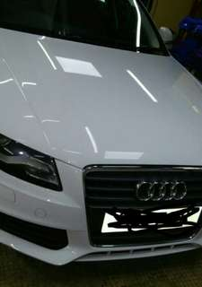 Last 5 days special AUDI A4 2.0T 2009
