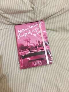 Barbie Notebook