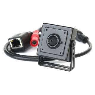 548.ELP 1080P Megapixel Industrial Mini IP Camera,Mini Pinhole Hidden Network Camera
