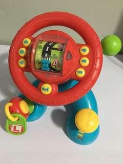 Murah!!ELC steering wheel