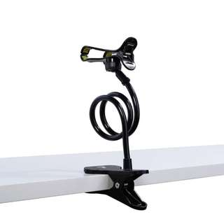Remax Flexible Long Arm Lazy Phone Clamp Holder Mount Stand RM-C22