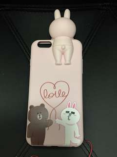Iphone 6/6s plus case Line Friends 手機殻