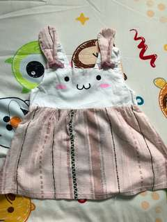 Baby Rabbit Dress