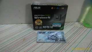 🚚 《全新品》 ASUS  USB-N10 Nano  無線網卡 /網路卡  三年保固 ~~