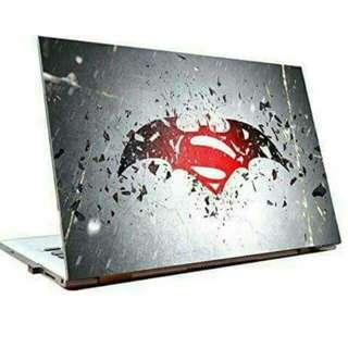 Laptop Sticker / Hari Raya Promotion / Laptop Skin / Laptop Design / Marble / Jurassic World / Marvel / Thor