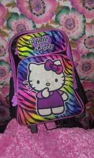 Hello Kitty Trolley Bag (Large)