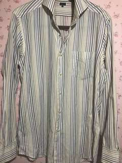 Relloy long sleeves Large polo shirt (used)