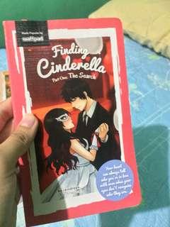 Finding Cinderella wattpad book