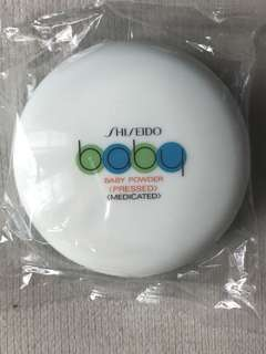 Shiseido Baby Powder Pressed Medicated