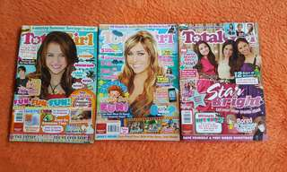 Total Girl Magazines