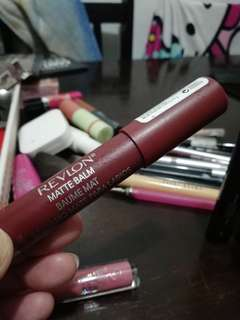 Revlon Matte Balm (Fierce Redoutable)