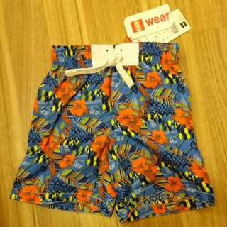 New in Tag Legoland Toddler Boy Board Short Swimwear 3 Year