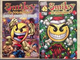 😆archie/jughead/ Betty n Veronica/smiley-all nine books