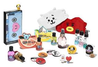 [PO] BT21 x OLIVE YOUNG