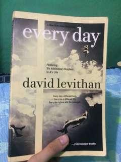Everyday novel
