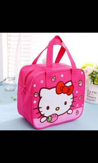 Hello Kitty Diaper / Feeding Bag