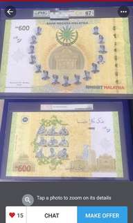 Malaysia RM600