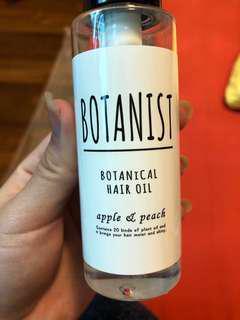 Botanical Hair Oil